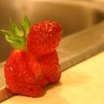 Strawberry Buddha