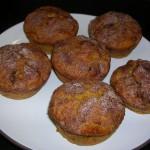 Pumkin Spice Muffins: Take II