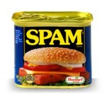 Spam, eggs, sausage and spam